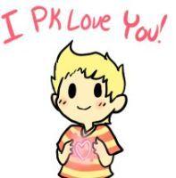 I pk love you lucas by DustyToonLink