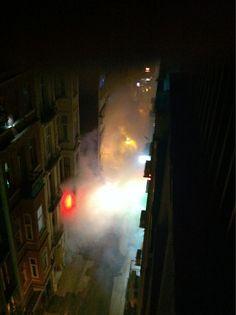 Ruhrgebietmitte hat KulturPOTTential - betreibt OSTWEST Kulturtransfer: Taksim Bilder Istanbul