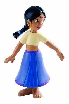 #SHANTI #figurine #disney #bully