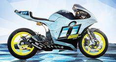 ICON ZX3-RR Kawasaki Ninja 300