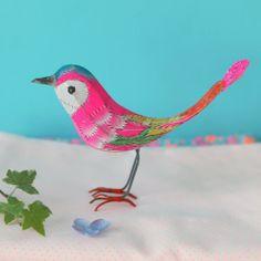 Kids room - Little bamboo bird - Petit Pan