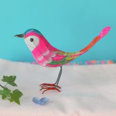 Kids room - Little bamboo bird - Petit Pan