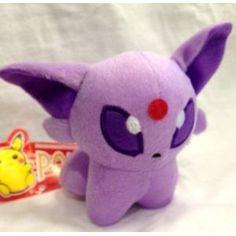 """Pokemon Plush Espeon Doll Around 12cm 5"""""""