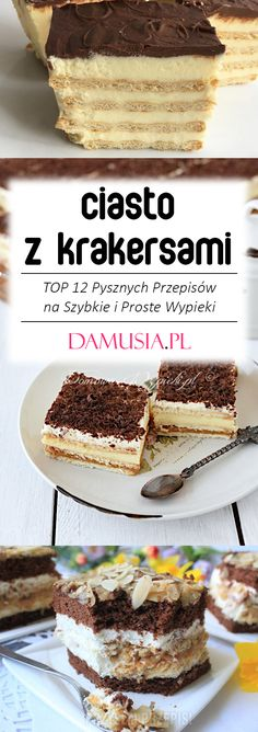 Dessert Drinks, Tiramisu, Ale, Cake Recipes, Cereal, Food And Drink, Baking, Breakfast, Ethnic Recipes