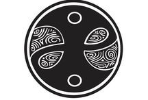 """Fable Guild Seal - Symbol - Vinyl Decal - Featured in """"the balancing act"""" treasury on etsy. Body Art Tattoos, Sleeve Tattoos, Tatoos, Arm Tattoos, Video Game Symbols, Seal Tattoo, Gamer Tattoos, Gaming Tattoo, Space Pirate"""