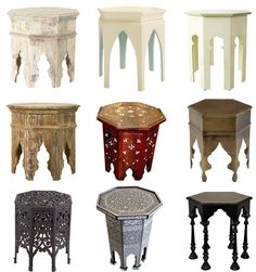 moroccan table - Google Search