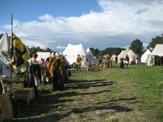 Lägret i Visby