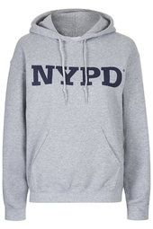NYPD Hoodie by Tee & Cake