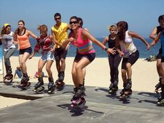 kangoo jumps,kangoo workout,kangoo sport,jumping workout,sport extreme