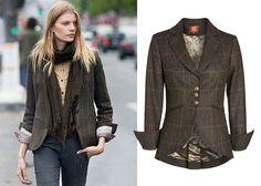 Jacket british.