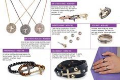 Christian centered jewelry from E! for Park Lane