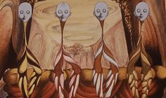 film animation science fiction 1970s fantastic planet rené laloux ...