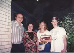 Wade and Susan Cooper, Cindi and Adam Baker