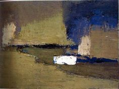 Nicolas de Staël - Abstract Art