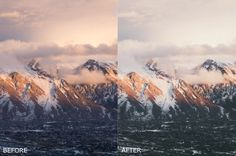 Introducing new Alpine Lightroom Presets from Garin Woods