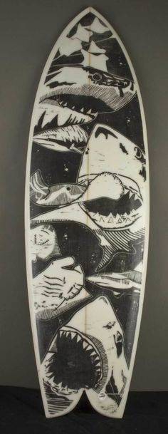 Surfboard Sharks