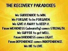 The source: the most amazing rules to live by and  in the recoverers movement group sessions, these are the principles we practice as well as preach.