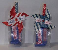 Beth-A-Palooza- Patriotic Pinwheel Treat Bags