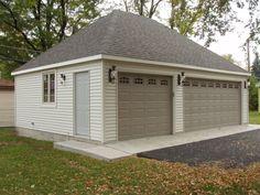 Regency Garages - Chicago Garage Builder, Garage Construction ...