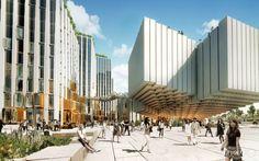 Shanghai Bund International Financial Centre | 150m x 2
