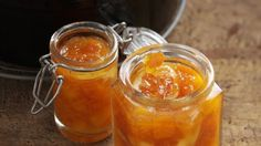 Rezept: Kürbis-Zitronen-Marmelade