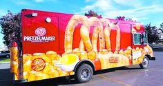 Soft pretzel truck! PRETZELMAKER