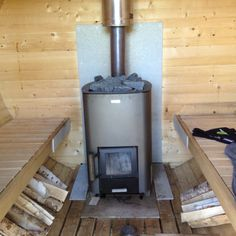 82 Mobile saunas of Finland – Ruusis Mobile Sauna, Building A Sauna, Wood Fuel, Small Trailer, Land Use, Saunas, Heating Systems, Finland, Tub