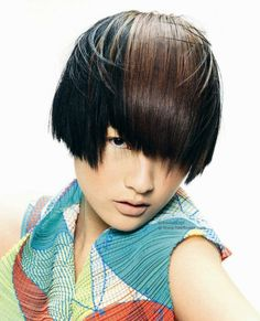 Asian haircut