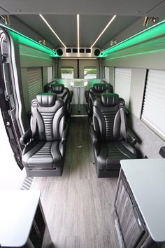 Private Luxury Sprinter