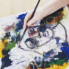 Medium Art, Mixed Media Art, Hands, Canning, Instagram, Mixed Media, Home Canning, Conservation