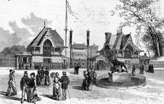 July 1,  1874: 1ST U.S. ZOO OPENS IN PHILADELPHIA The Philadelphia Zoo opens its Victorian gates to more than 3,000 visitors.