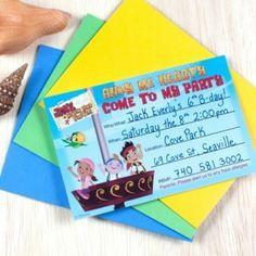 You can print your own Disney themed party invites through this website!  How cute!