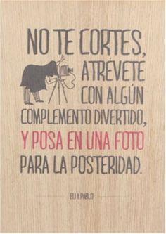 Instrucciones - Photocall