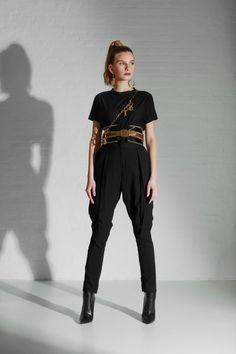 Normcore, Leather, Collection, Women, Fashion, Moda, Fashion Styles, Fashion Illustrations, Woman