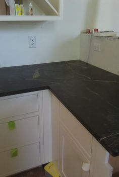 Piracema Soapstone, kitchen counter ideas My dream counters. no stains, chips or burns. Best stuff ever!