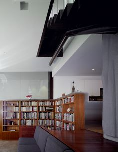 Solar Umbrella House by Brooks + Scarpa Architects, via Behance