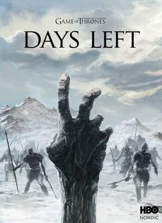 HBO Nordic / Game of Thrones: The Countdown, 4 Advertising Agency: SELIGEMIG, Copenhagen, Denmark