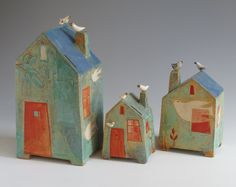 casitas Margaret Wozniak | little art houses