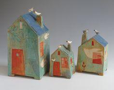 casitas Margaret Wozniak | little art houses