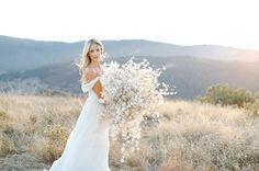Haute Bridal Wedding Dress at The Preserve in Carmel California