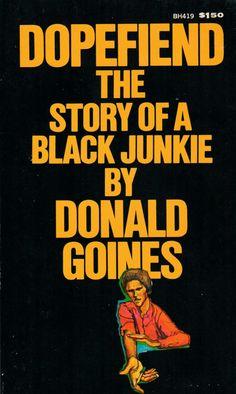 Donald Goines Pdf