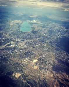 Georgia from the sky