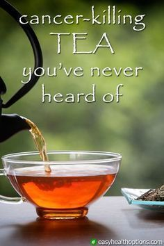 Herbal remedies such as tea, contain natural compounds with serious health benefits. And this one may steal the show...