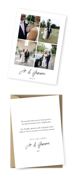7 Wording Ideas For Your Wedding Thank You Cards intended for Amazing Wedding Thanks Card Wordings - Party Supplies Ideas Thanks Card Wedding, Wedding Thank You Messages, Wedding Thank You Cards Wording, Wedding Thank You Postcards, Wedding Wording, Wedding Cards, Wedding Gifts, Wedding Unique, Wedding Ideas