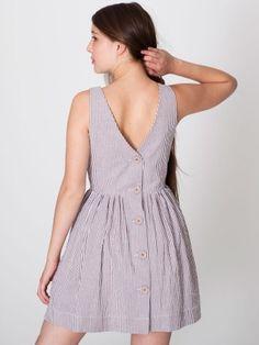 American Apparel dress.