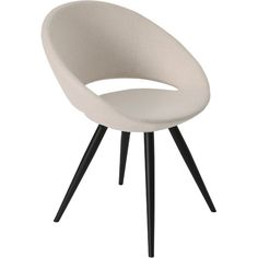 Found it at Wayfair - Crescent Star Side Chair