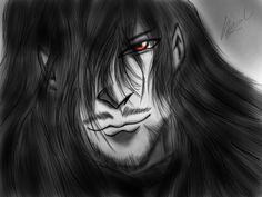Alucard From Hellsing Ultimate | Alucard/Dracula Hellsing by Dragonlordofa