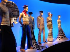 The Fashion World of Jean Paul Gaultier: From the Sidewalk to the Catwalk @ The Brooklyn Museum