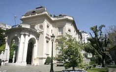 El Palais de Glace, y el Palacio Errázuriz - Plaza Francia - Ciudad de Buenos Aires - Buenos Aires   Viajarhoy.com.ar