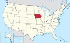 Iowa! Not Idaho!!